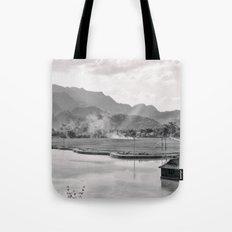 Vietnam Landscape Tote Bag