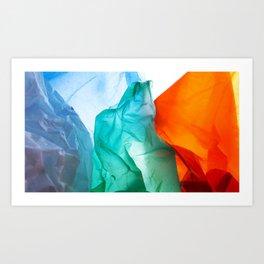 Poly – Ubiquitous 24 Art Print