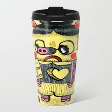 To be real Metal Travel Mug