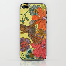Humming Heaven iPhone & iPod Skin