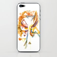 wilt iPhone Skin