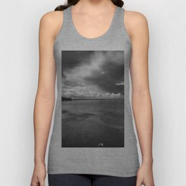 Clouds over St Andrews Unisex Tank Top