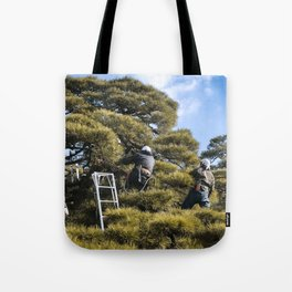 Kyoto Imperial Palace Tote Bag