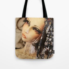 Once Upon A Doll Tote Bag