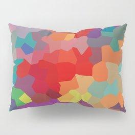 Vibrant Colors Pillow Sham