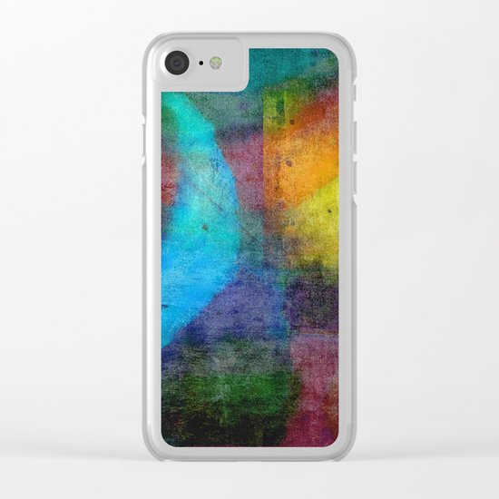 he`s got the sun and the moon LXX Clear iPhone Case