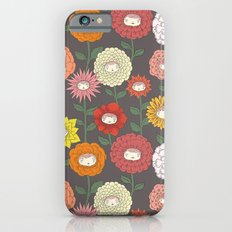 Talking Garden (gray) Slim Case iPhone 6s