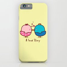 A Love Story iPhone 6s Slim Case