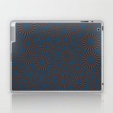 Geometry Symmetry Circles Pattern Laptop & iPad Skin