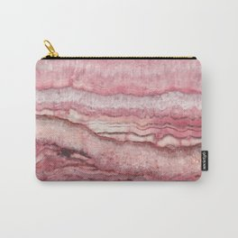 Mystic Stone Blush Carry-All Pouch