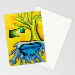 Levels - Mazuir Ross Stationery Cards