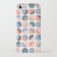 pills iPhone & iPod Cases featuring Serenity pills by Alexandra Aguilar