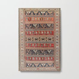 Sumakh Shadda Azerbaijan South Caucasus Cover Print Metal Print