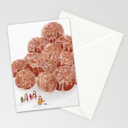 Do-Nut Touch Museum: Funfetti Stationery Cards