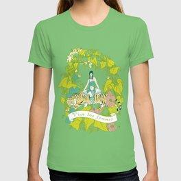 Vive Les Femmes T-shirt