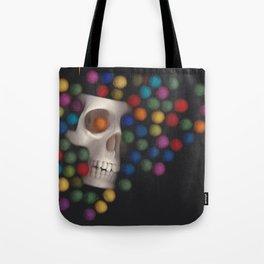 Skull and felt 2 Tote Bag