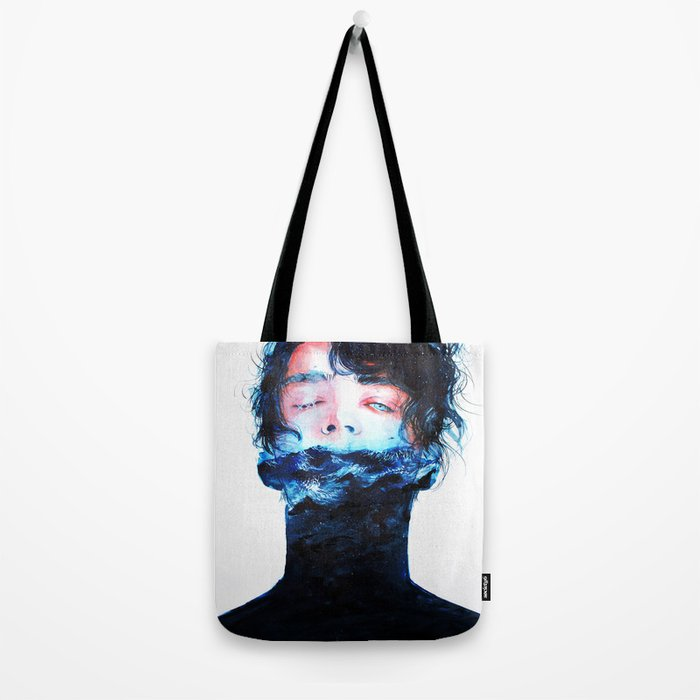 Stille Wasser Sind Tief Tote Bag