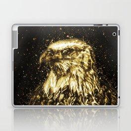 Golden American Eagle Laptop & iPad Skin
