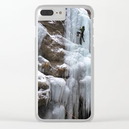 Sottoguda Clear iPhone Case