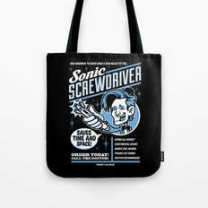 Sonic Screwdriver Tote Bag