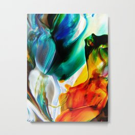 Marquis Reagent Metal Print