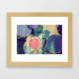 Bola de Gude Framed Art Print