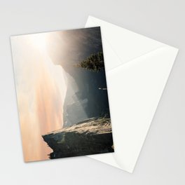 Mountains landscape 4 Stationery Cards