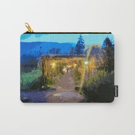 Applecross Walled Gardens Carry-All Pouch