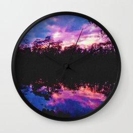 River Magic Wall Clock