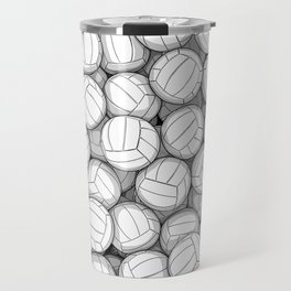 All I Want To Do Is Volleyball Travel Mug