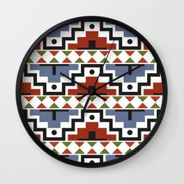 Inka Spirit II Wall Clock