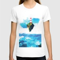 lighthouse T-shirts featuring Lighthouse by Vadim Cherniy