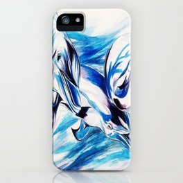 LOVE COMMOTION iPhone Case