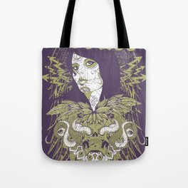 Occult beauty Tote Bag