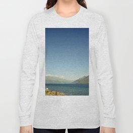 Calm shore Long Sleeve T-shirt