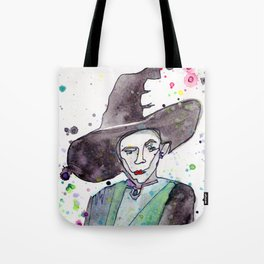 Professor McGonagall Tote Bag