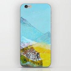Mile High iPhone & iPod Skin