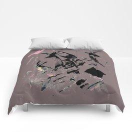 faze purple Comforters