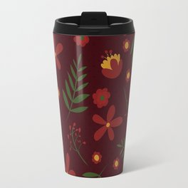 Holiday Cheers Travel Mug