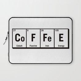 c.o.f.f.e.e Laptop Sleeve