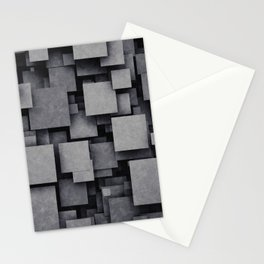 3D Pattern Stationery Cards