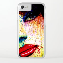 As The Dust Settles Clear iPhone Case