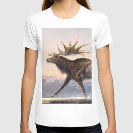 Megaloceros Giganteus Restored T-shirt
