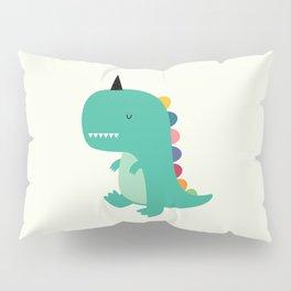 Dinocorn Pillow Sham