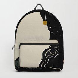 Black Hair No. 5 Backpack