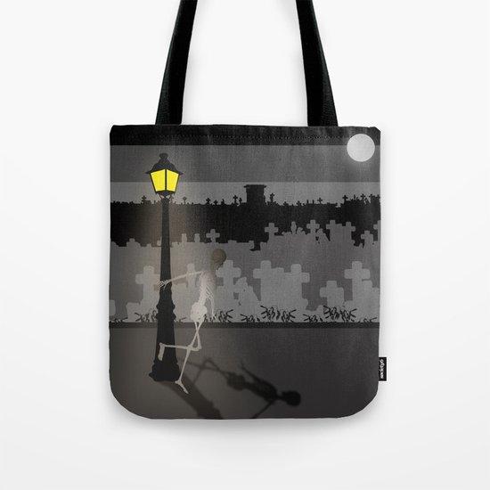 HaPPy CrEEpY HaLLoWeeN! Tote Bag