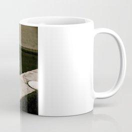 Concrete Cat Coffee Mug