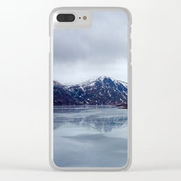 Loch Callater Clear iPhone Case