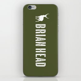 Deer: Brian Head, Utah iPhone Skin
