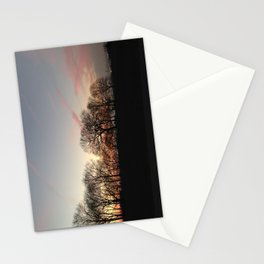 Sunset at Sunset Park Stationery Cards